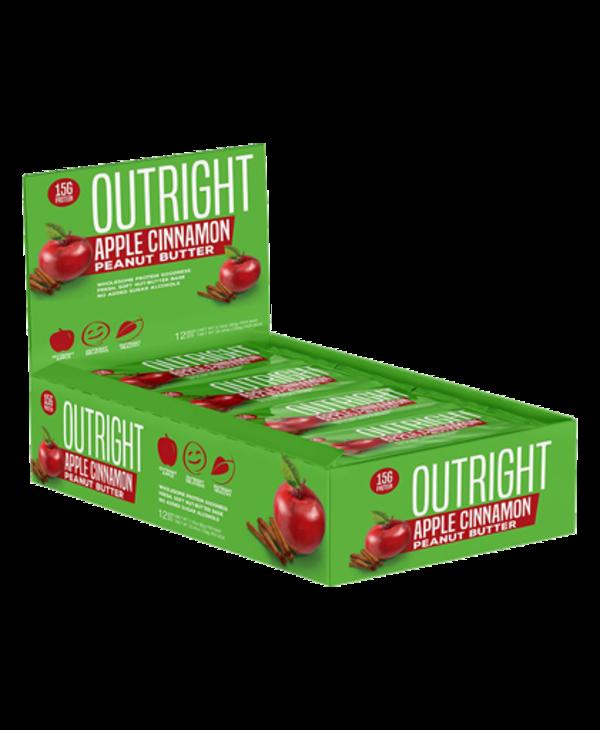 Outright Bar Box Apple Cinnamon