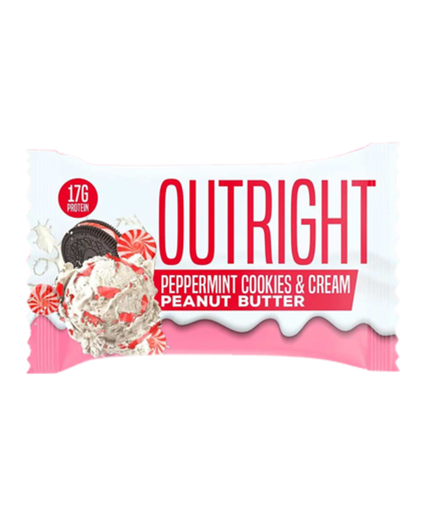 Outright Bars Single Peppermint Cookies And Cream
