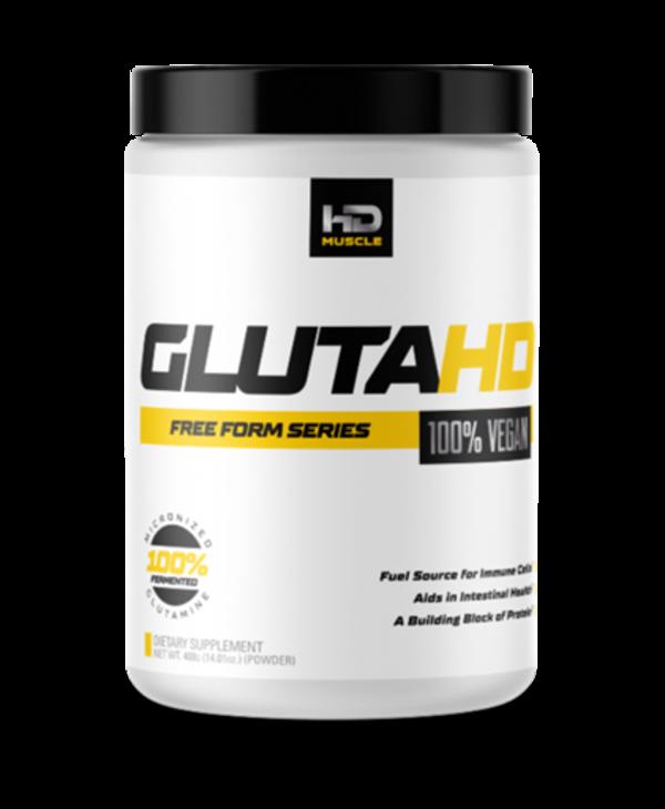 HD Muscle GlutaHD 400g