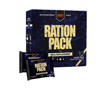 Redcon1 Ration Pack Blueberry