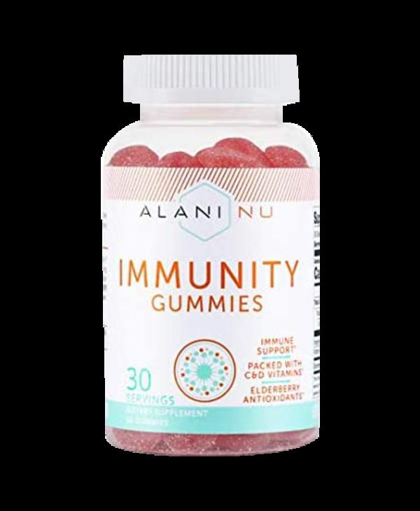 Alani Nu Immunity Gummies