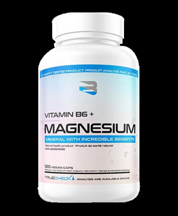 Believe Vitamin B6 + Magnesium