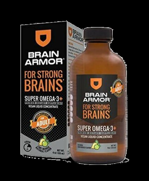 Brain Armor Omega-3 Plus 120mL