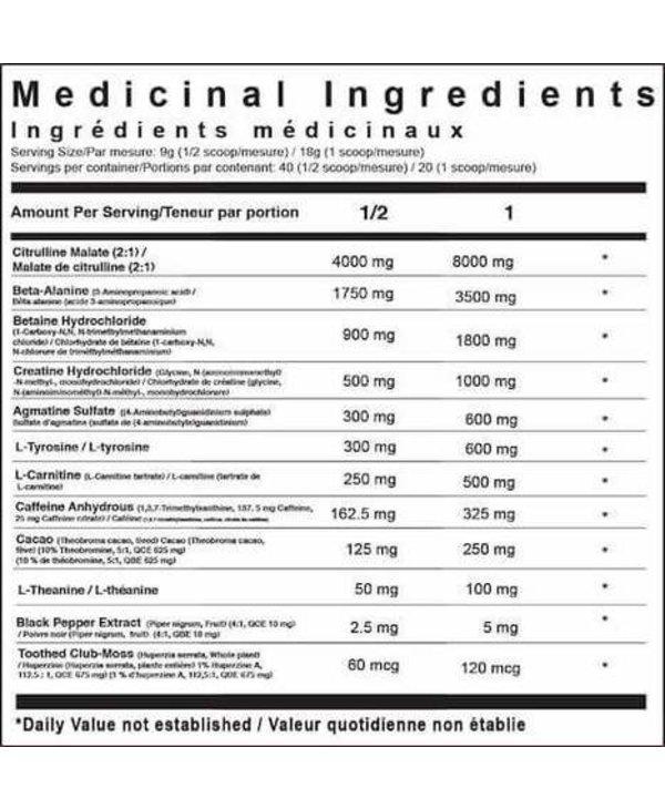 TC Nutrition Batch 27