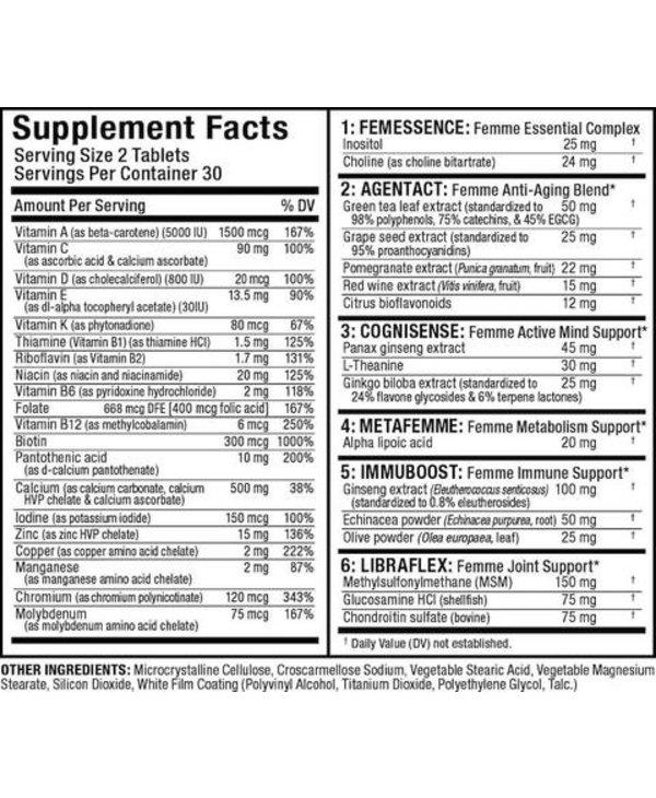 Allmax Vitaform for Women