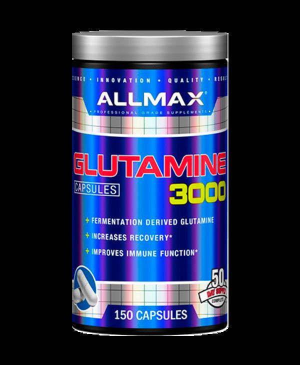 Allmax Glutamine 3000 (Capsules)