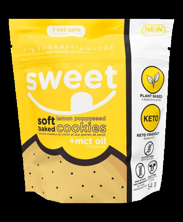 Sweet Nutrition Cookies