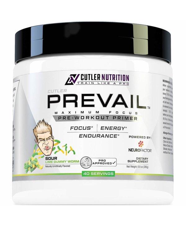 Cutler  Prevail Pre Workout