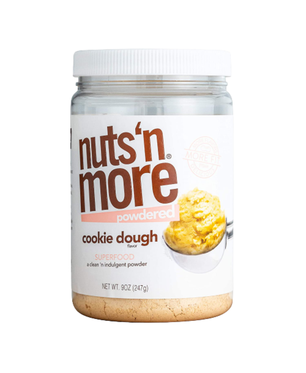 Nuts 'N More Cookie Dough Peanut Butter Powder