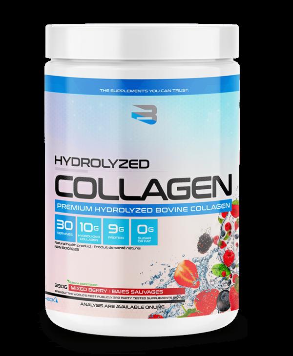 Believe Supplements Hydrolyzed Collagen