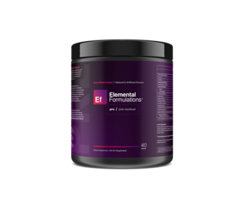 Elemental Formulations Prime Pre