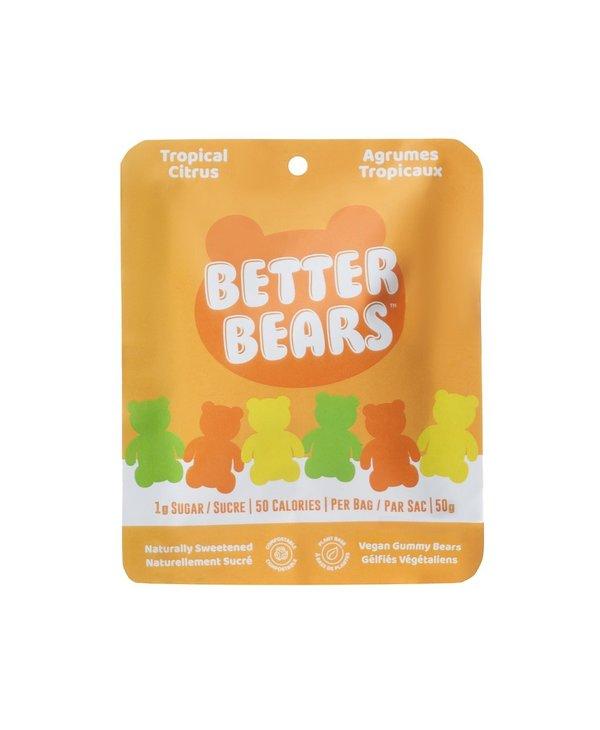 Better Bears Tropical Citrus