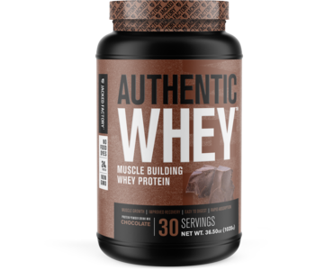 Jacked Factory Authentic Whey