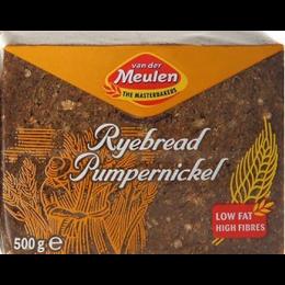Van Der Meulen Rye Bread