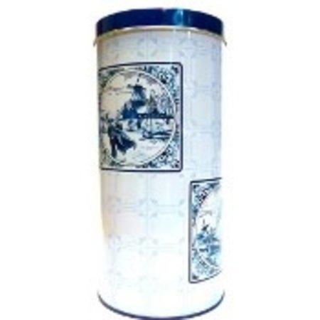 Rusk Tin Delft Blue