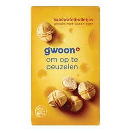 Gwoon Cheese Wafer Balls