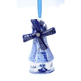Windmill Christmas Ornament