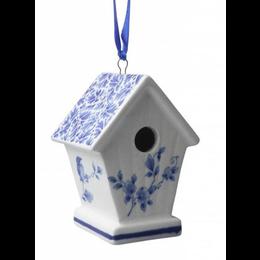 Bird House Christmas Ornament