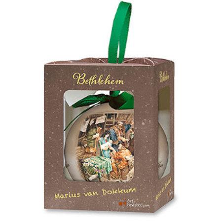 Marius Van Dokkum Bethlem Christmas Ball (Plastic)