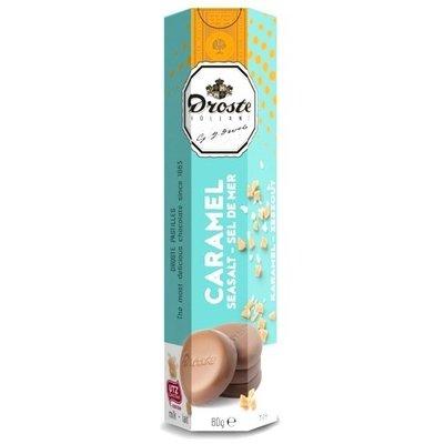 Droste Seasalt Caramel Milk Chocolate