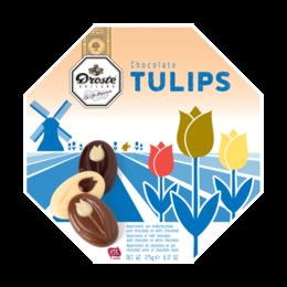 Droste Tulip Chocolates Gift Box 175g