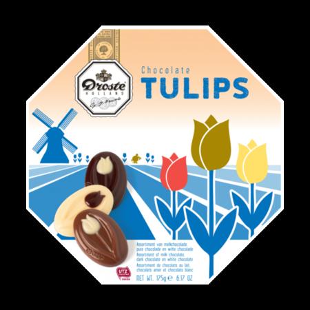 Droste Tulip Chocolates Gift Box