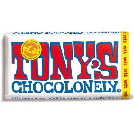 Tony's Chocolonely Tony's Chocolonely 28% White