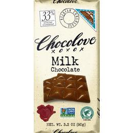 Chocolove 33% Milk Chocolate