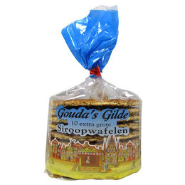 Gouda's Gilde 100% Butter Stroopwafels