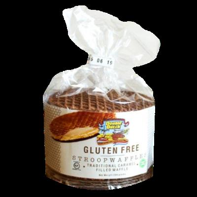 Gluten Free Stroopwafels