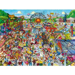 Oktoberfest, Schone Puzzle 1500pc