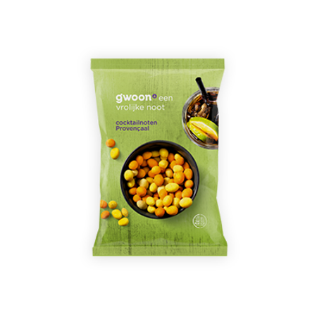 Gwoon Provencaal Cocktail Nuts