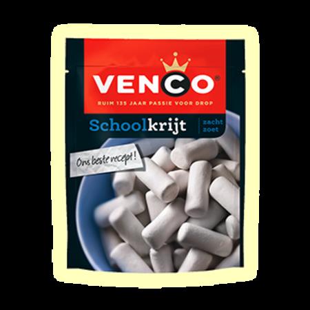 Venco White School Chalk 279g