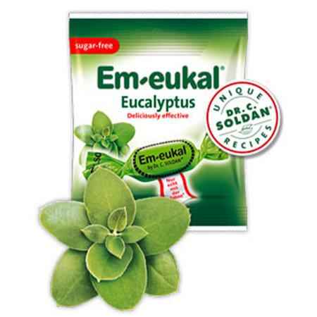 Dr. Soldan Em-euka Eucalyptus Sugar Free