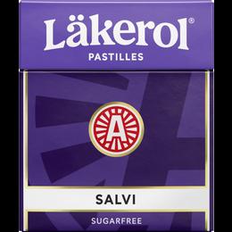 Lakerol Salvi Sugar Free