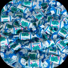 deBron Mint Toffee  Sugar Free 1kg