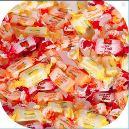 deBron  Fruit Toffee  1kg Sugar Free