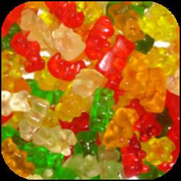 Frisia Gummy Bears Sugar Free 1kg