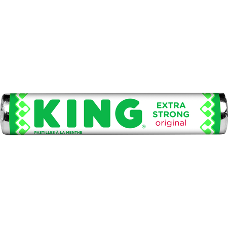 King Extra Strong Peppermint