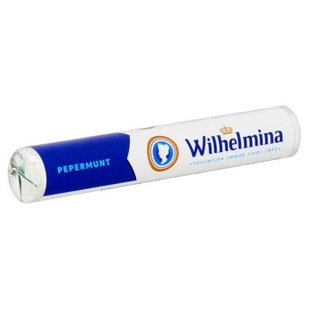 Fortuin Wilhelmina Peppermint Roll 50g