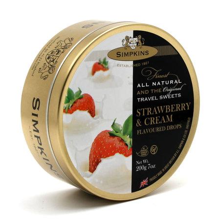 Simpkins Strawberry & Cream Drops