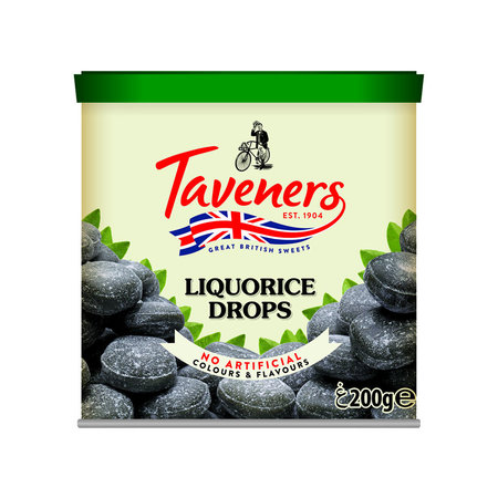Taveners Licorice Drops