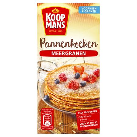 Koopmans 6 Grain Pancake Mix