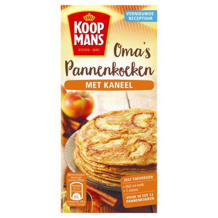 Koopmans Oma's Cinnamon Pancake Mix