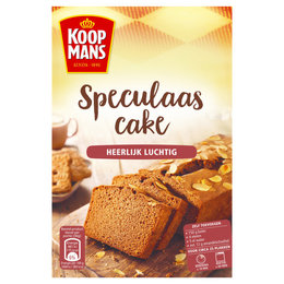 Speculaas Cake Mix