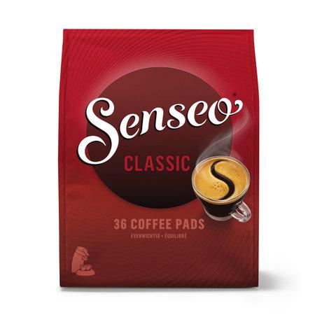 Senseo Classic Roast Coffee Pods 36 Count