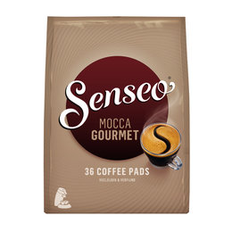 Senseo Mocca Gourmet Coffee Pods 36 Count