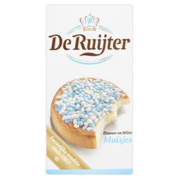 De Ruijter It's A Boy! Blue and White Hail