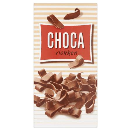 Choca Milk Chocolate Flakes