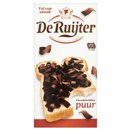 De Ruijter Dark Chocolate Flakes